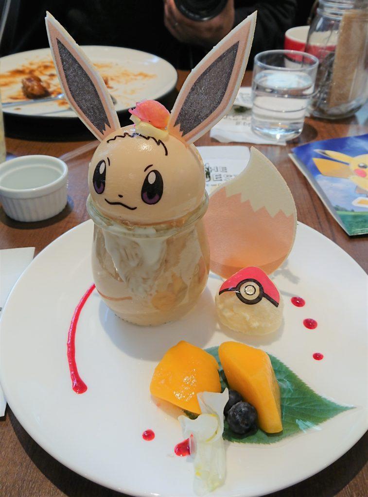 ピカブイカフェ大阪口コミ