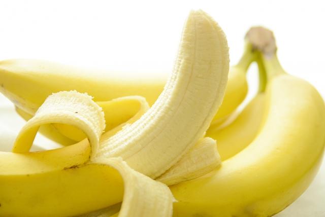 花粉症に効く食べ物バナナ
