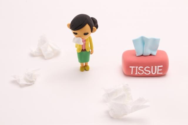 花粉症貼り薬アレサガテープ